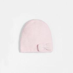 Dzianinowa czapka dla...
