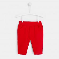 Wygodne spodnie z weluru...