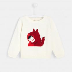 Sweter Czerwony Kapturek...