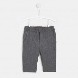 Flanelowe spodnie dla chłopca