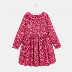 Sukienka z tkaniny Liberty...