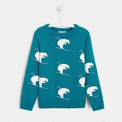 Sweter dla chłopca z...