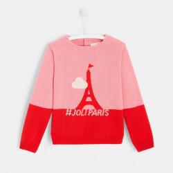 Kaszmirowy sweter dla...