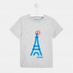 T-shirt z motywem Wieży...