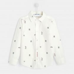 Koszula z paryskimi...