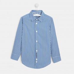 Koszula w paski dla chłopca