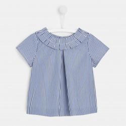 Bluzka w paski dla dziewczynki