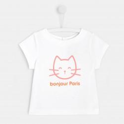 T-shirt z napisem dla...