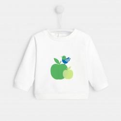Bluza z moltonu dla chłopca