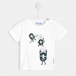 T-shirt Hello Demain dla...