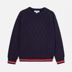 Sweter irlandzki dla chłopca