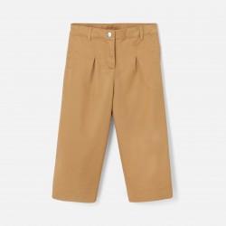 Szerokie spodnie 7/8 dla...