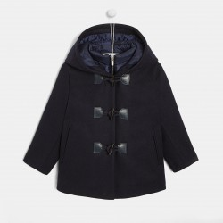 Wełniany płaszcz dla chlopca