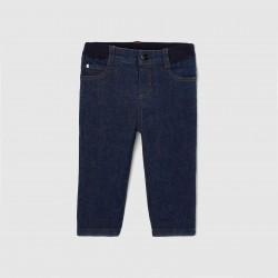 Jeansy z podszewką dla chłopca