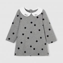 Sukienka z moltonu dla...