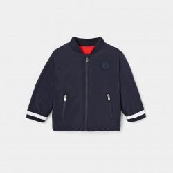 Dwustronna kurtka dla chłopca