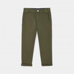 Spodnie typu slack dla chłopca