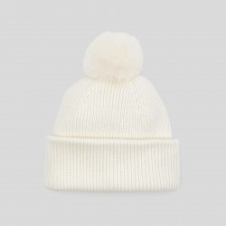 Dzianinowa czapka z...
