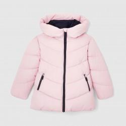 Puchowa kurtka dla dziewczynki