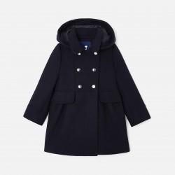 Wełniany płaszcz dla...