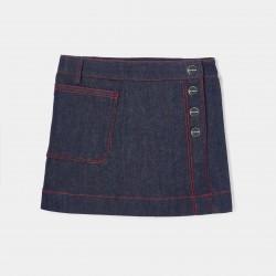Spódnico spodnie z jeansu...