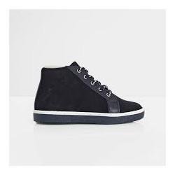 Ocieplane sneakersy dla...