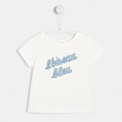 Niemowlęcy t-shirt z...