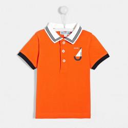 Niemowlęca koszulka polo...