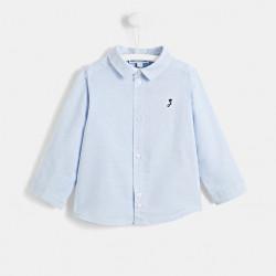 Koszula z tkaniny Oxford...
