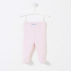Dzianinowe spodnie wykonane...