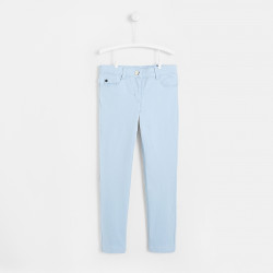 Spodnie skinny dla dziewczynki