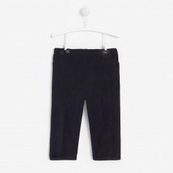 Welurowe spodnie dla...